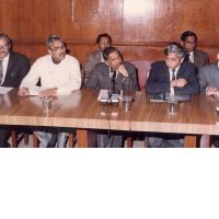 Third Meeting of TED on 29.01.1992
