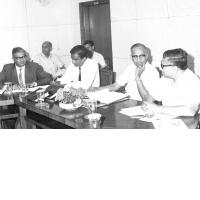 3rd Meeting of SWS on multipurpose river Valley Project 27 March 1971