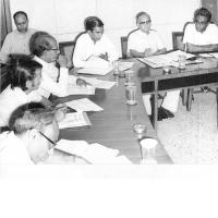 Meeting of Standing Working Committee on Multipurpose  River Valley Project