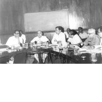 Meeting of the standing working committee electronics telecommunication (SWELT)