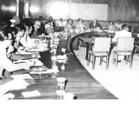Meeting of Mechanical Division Council