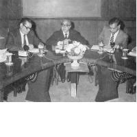 Meeting of Electronics & Telecommunication Division Council 4.3.1982