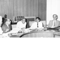 1st Meeting of the Glass Containners Sectional Committee at Bombay Nov 1971