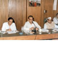 Union Minister of food (Meeting)