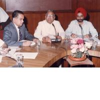 3rd Meeting of CEDC on 31.03.92
