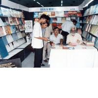 Exhibition of BIS Publication  in Book Fair