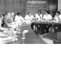 Standing Working Committee Building 19th Meeting