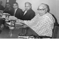 Inaugural meeting of CPDC 25 13 march 1970