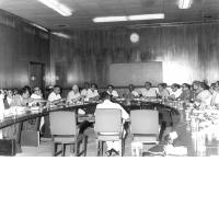 Meeting of Machanical Engineering Division Council