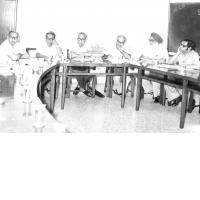 Meeting of Standing working committee building of the Civil  Engineering Division Council